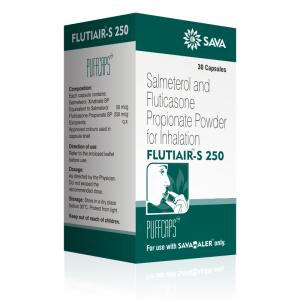 FLUTIAIR-S 250